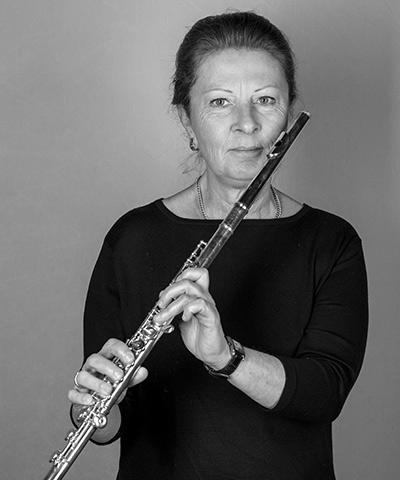 Suzette Wettengel<br>Querflöte