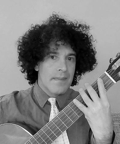 Daniel Franco Gitarre, E-Gitarre, Pop/Rock-Ensemlbe