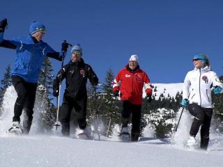 Nordic Power Oberjoch, Langlauf- und Schneesportschule