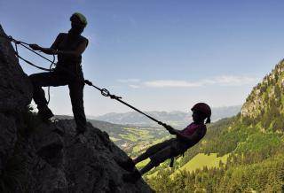 Bergschule Bergindianer