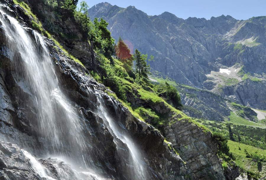 Wanderführer Wolfgang - geführte Bergwanderungen in Oberjoch
