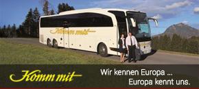 Komm mit Busreisen
