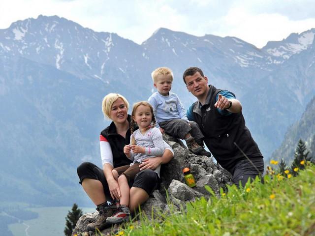 Familienurlaub im Allgäu