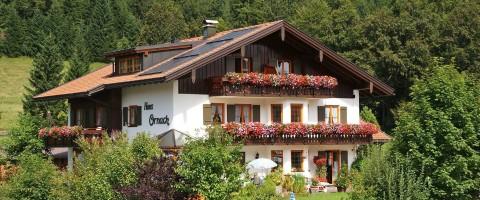 Herzlich Willkommen im Haus Ornach