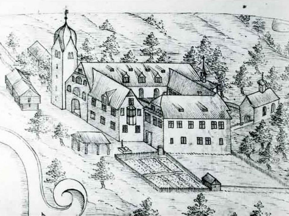 Propsteianlage 1640