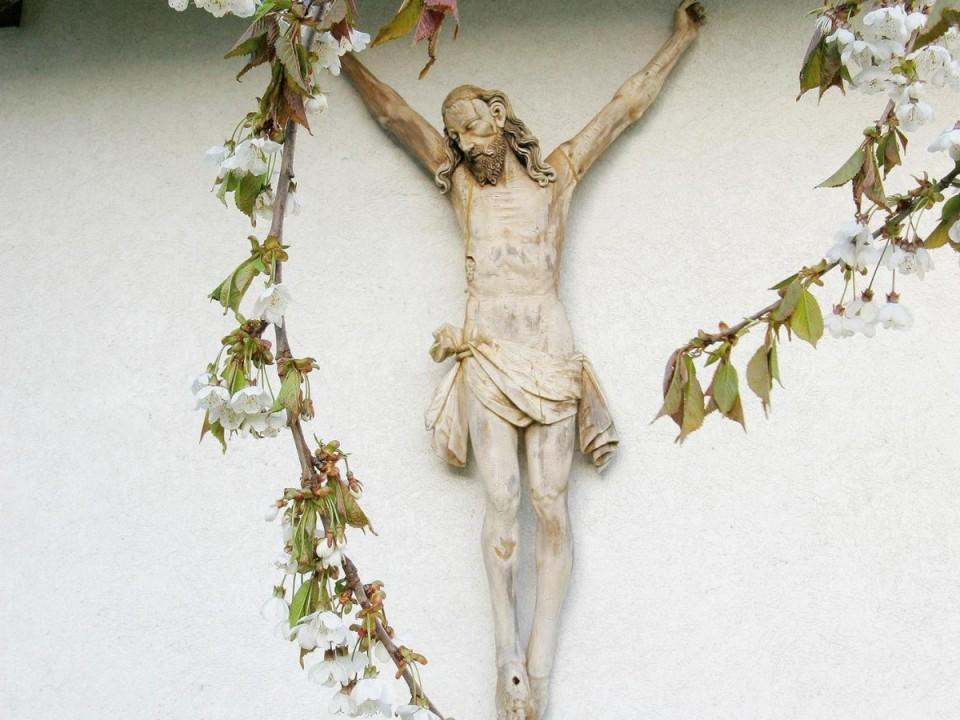 Historischer Christuskorpus