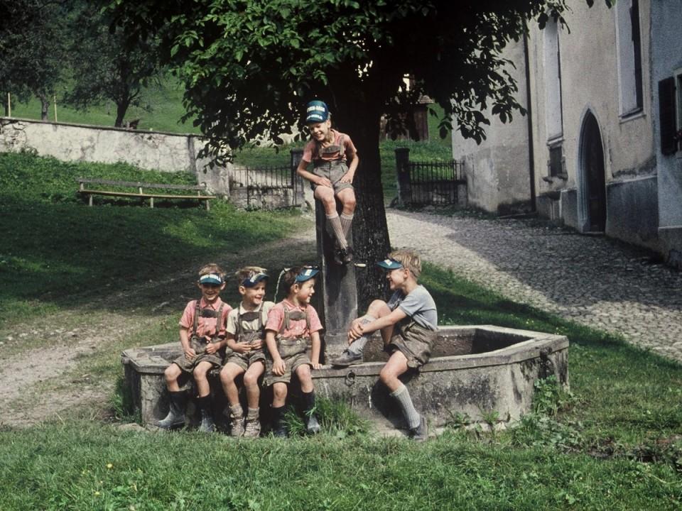 Brunnen im alten Propsteihof