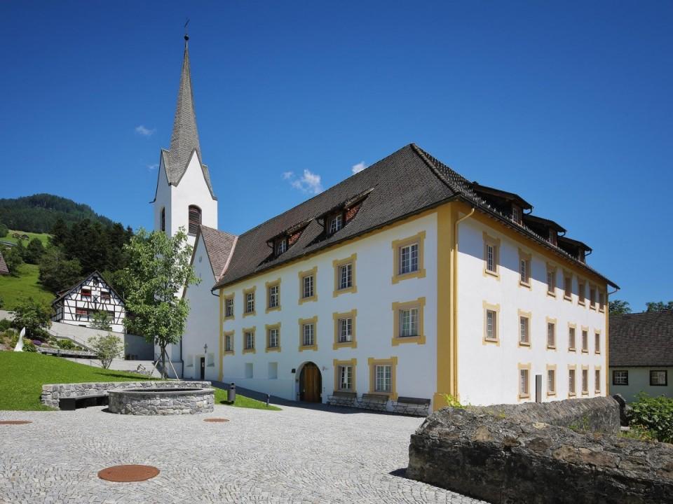 Propstei Hauptgebäude