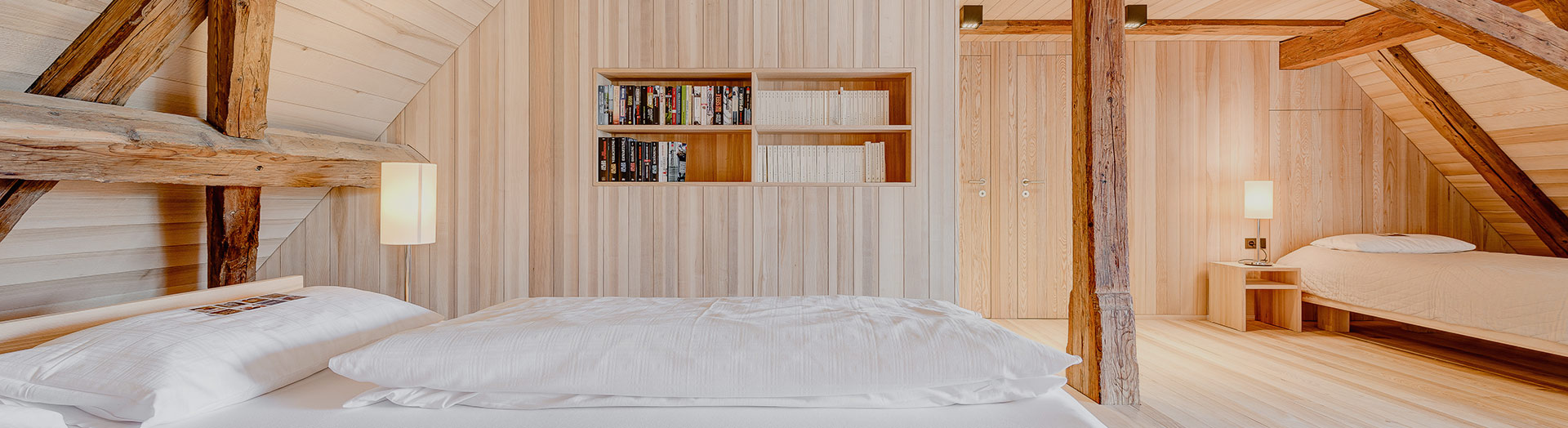 Komfortzimmer Herberge