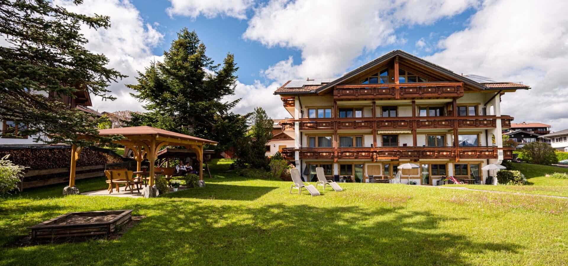 Landhaus Reiser