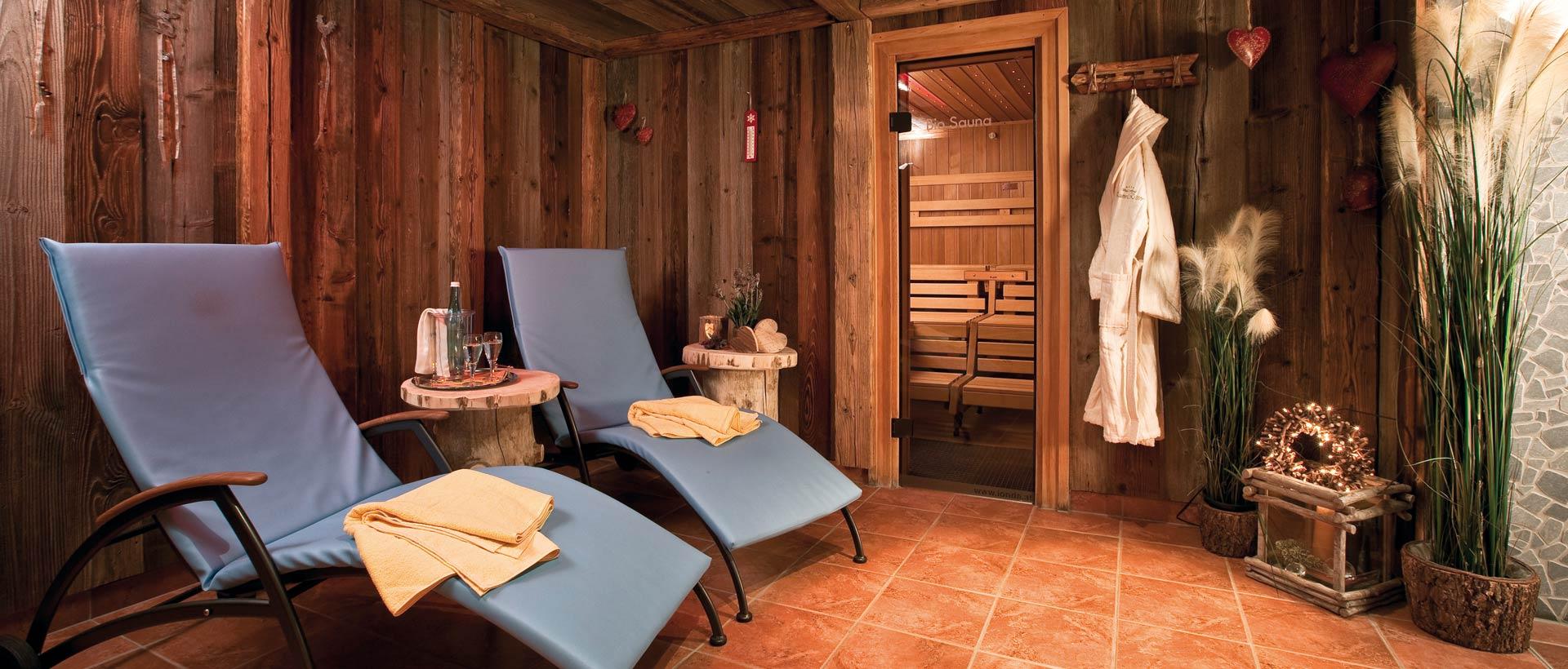 Sauna- und Badelandschaft