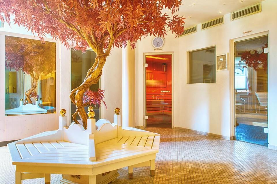 Hotel mit Sauna im Kleinwalsertal direkt in Riezlern, Mittelberg
