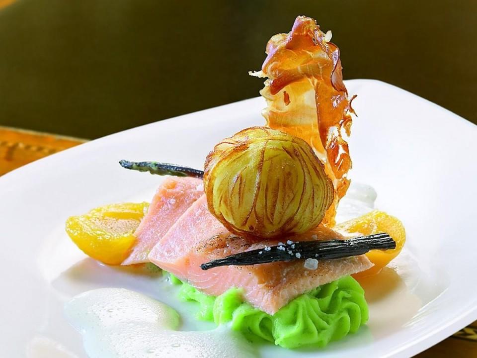 Gourmet Küche im Genießerhotel Almhof Rupp Kleinwalsertal