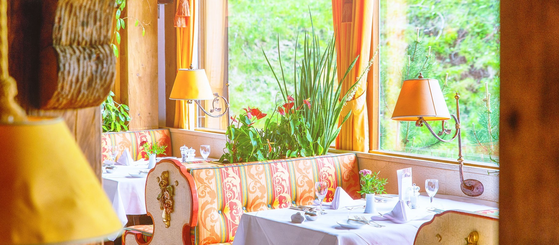 Restaurant in Riezlern im Kleinwalsertal