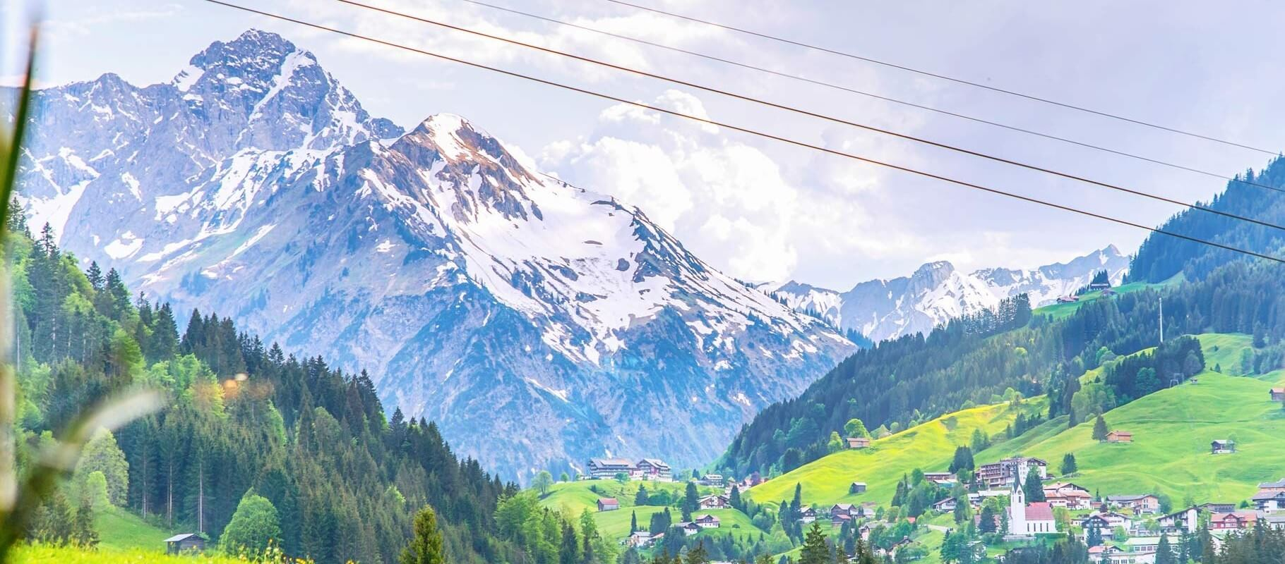 Hotel in der Nähe von Mittelberg, Hirschegg und Baad
