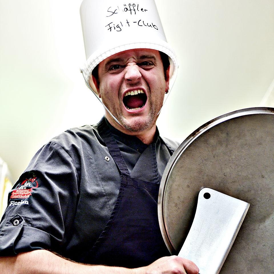 Florian Krappweis - Küchenchef