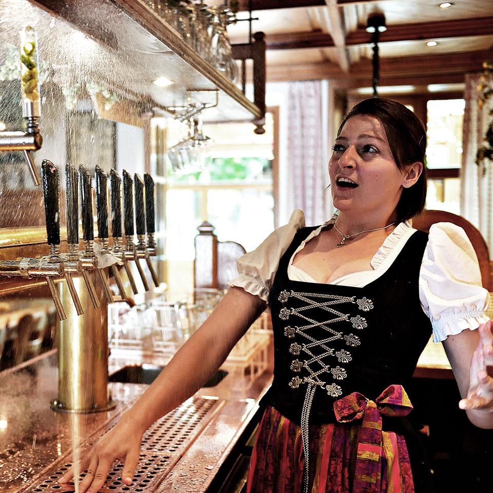 Tatjana Rädler - Restaurantleitung