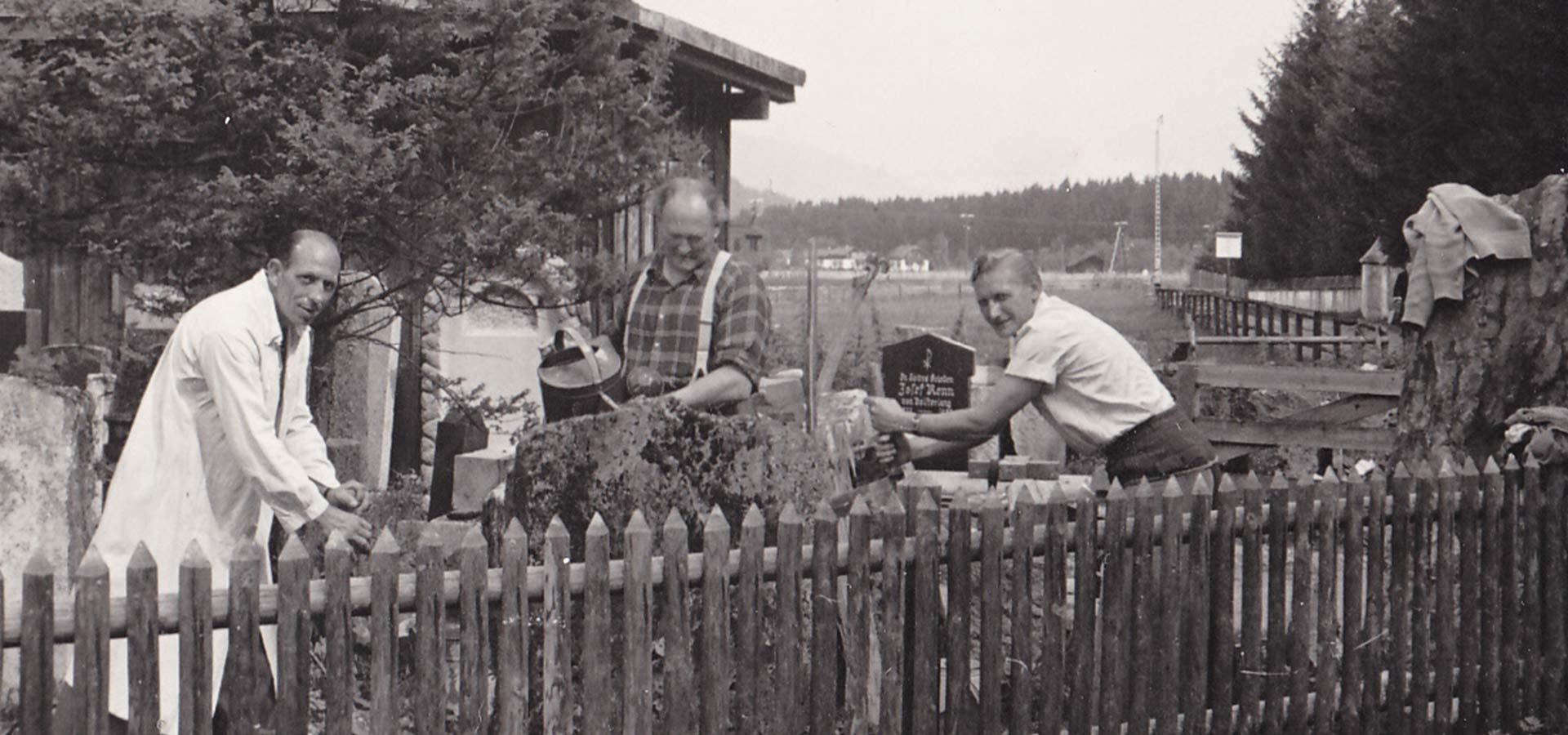 Steinmetzbetrieb mit Tradition!