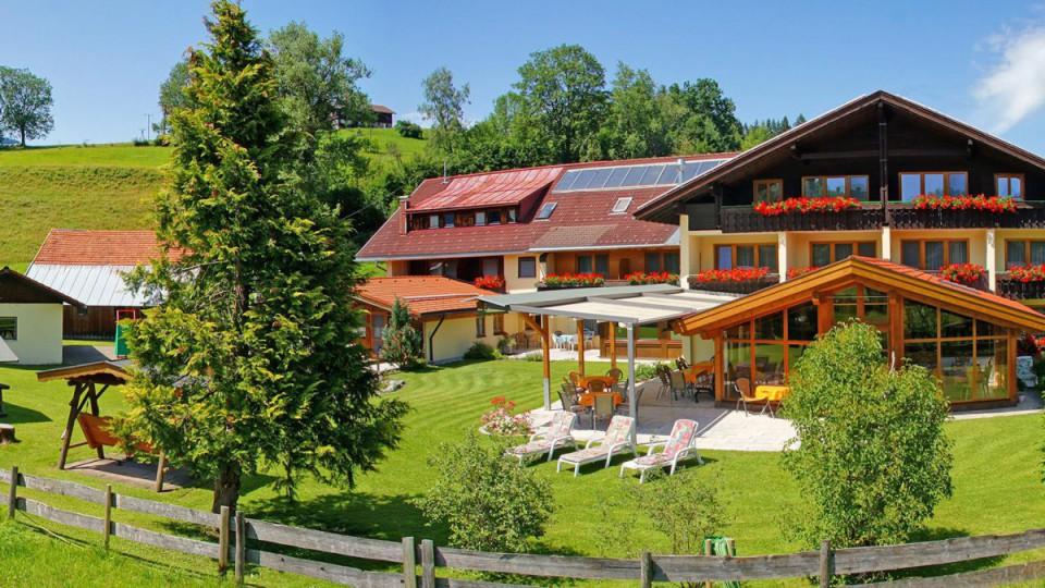 Landhaus Schmid Garten