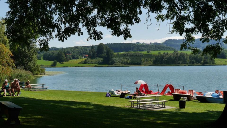 Seenlandschaft Allgäu