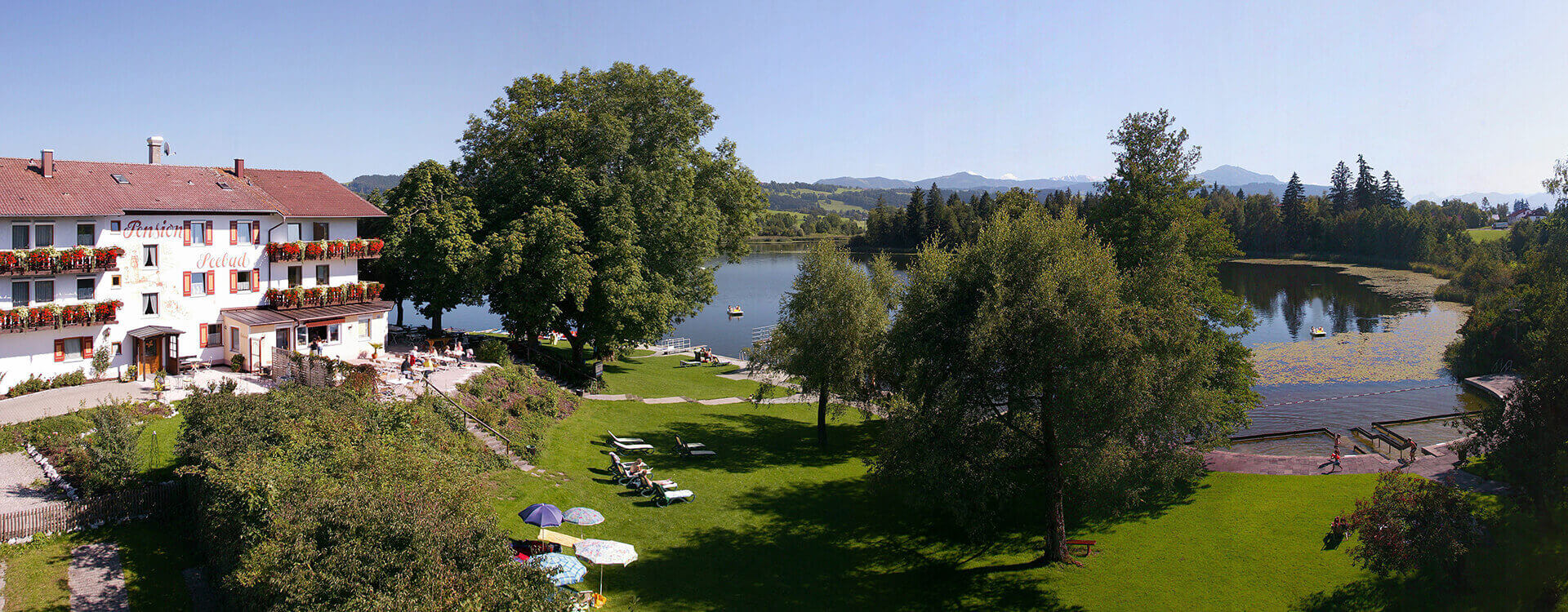Pension Seebad in Sulzberg im Allgäu