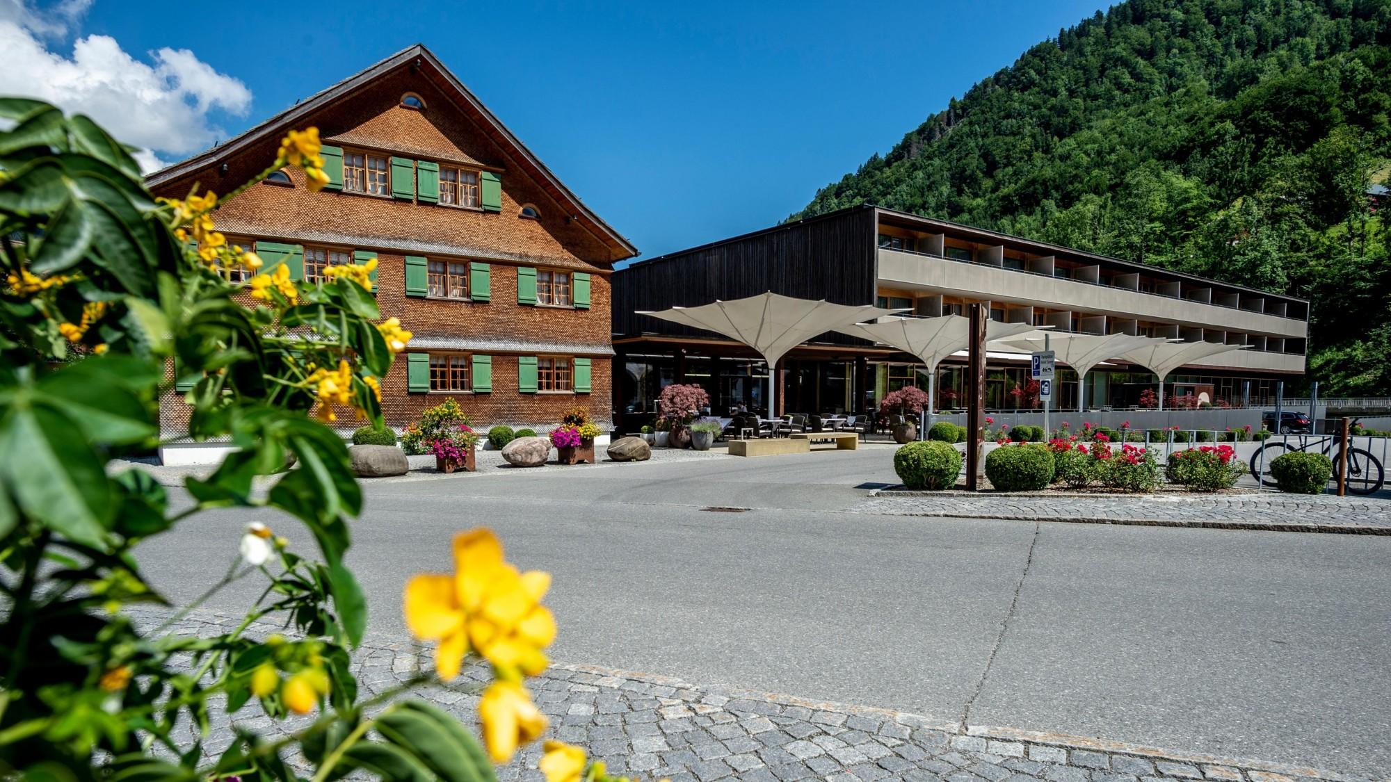 Hotel Sonne in Mellau