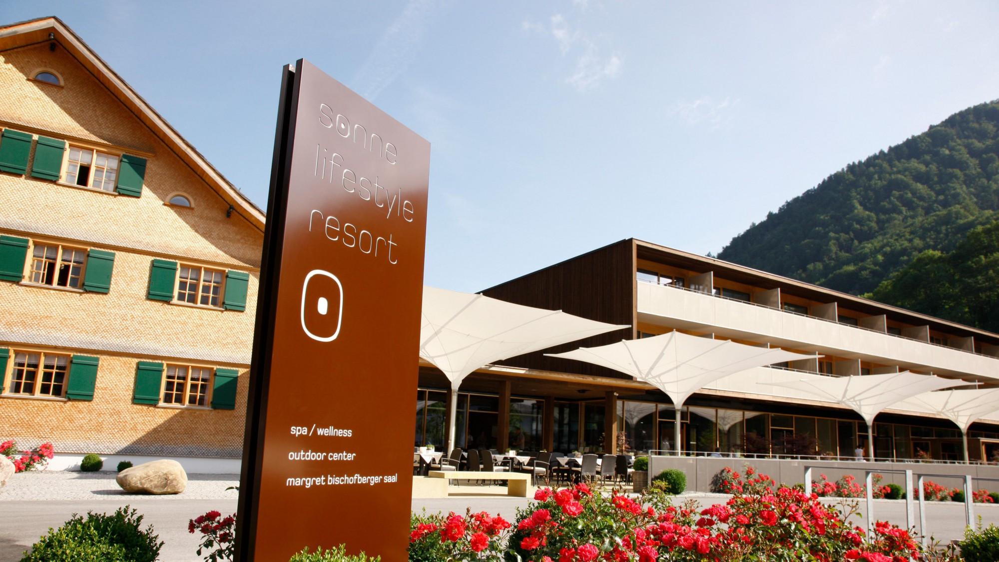 Tagungshotel Sonne Lifestyle Resort in Vorarlberg, Österreich