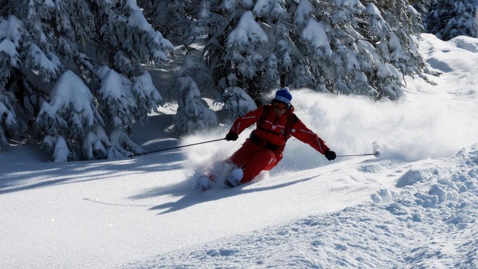 Skifahren in Mellau