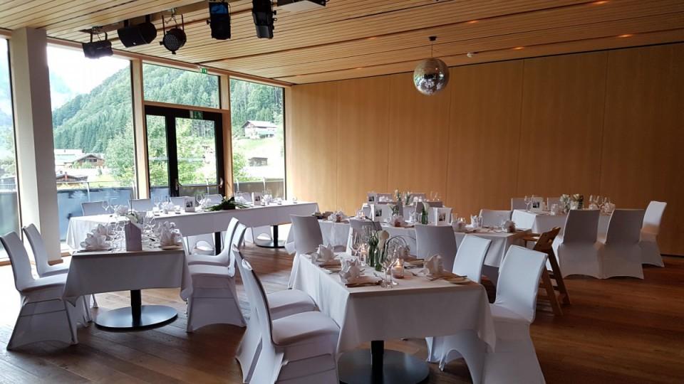 Hochzeit feiern im Bregenzerwald