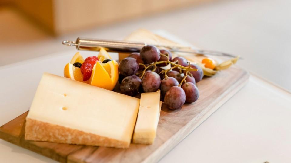 Käsebrettchen