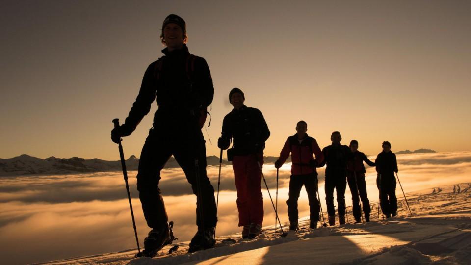 Schneeschuhtour Bregenzerwald