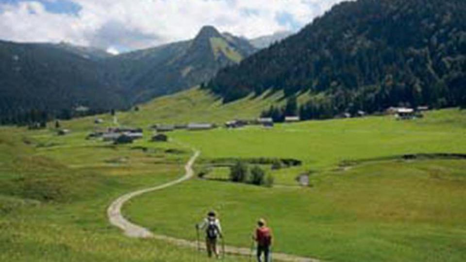 Schönenbach Wandern
