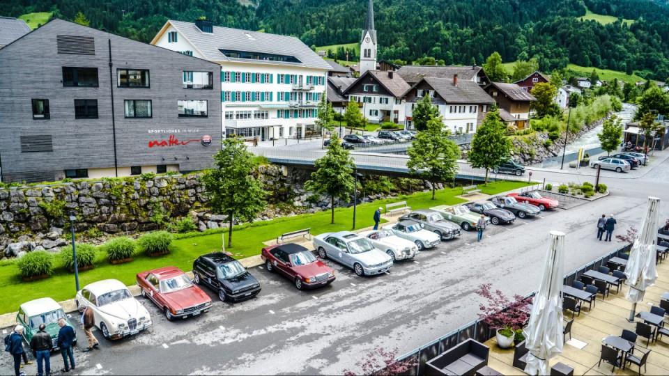 Cabrio-Tour Österreich