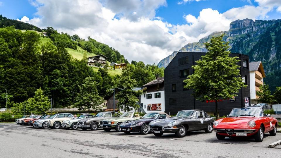 Motorradhotel Österreich