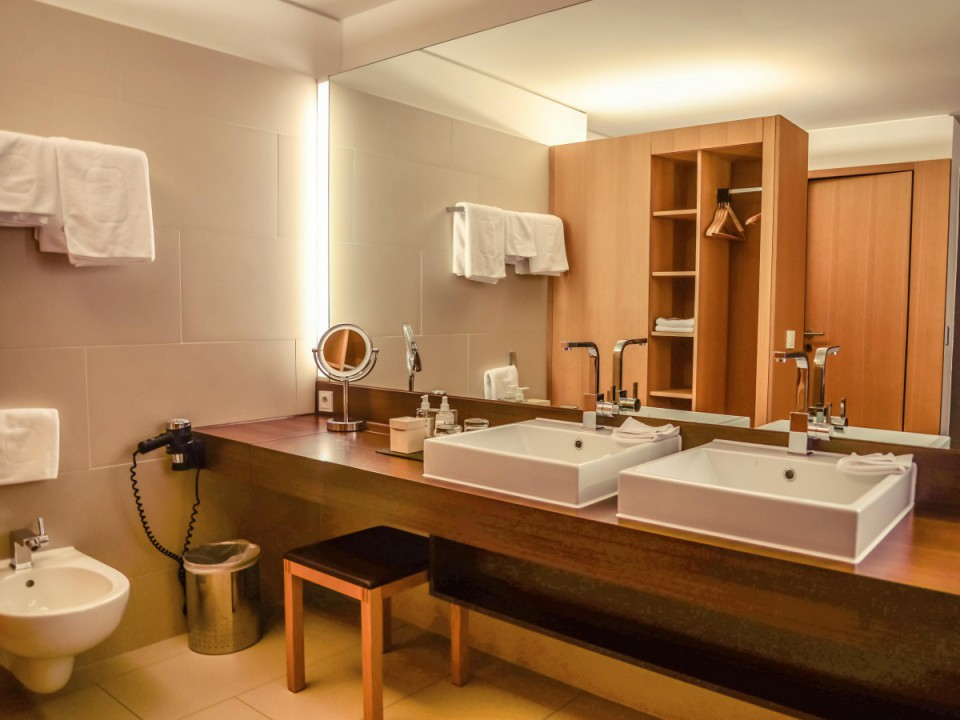 Penthouse Design Badezimmer