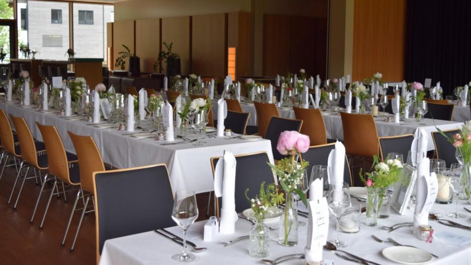 Besondere Hochzeitslocation mit Übernachtung im Hotel