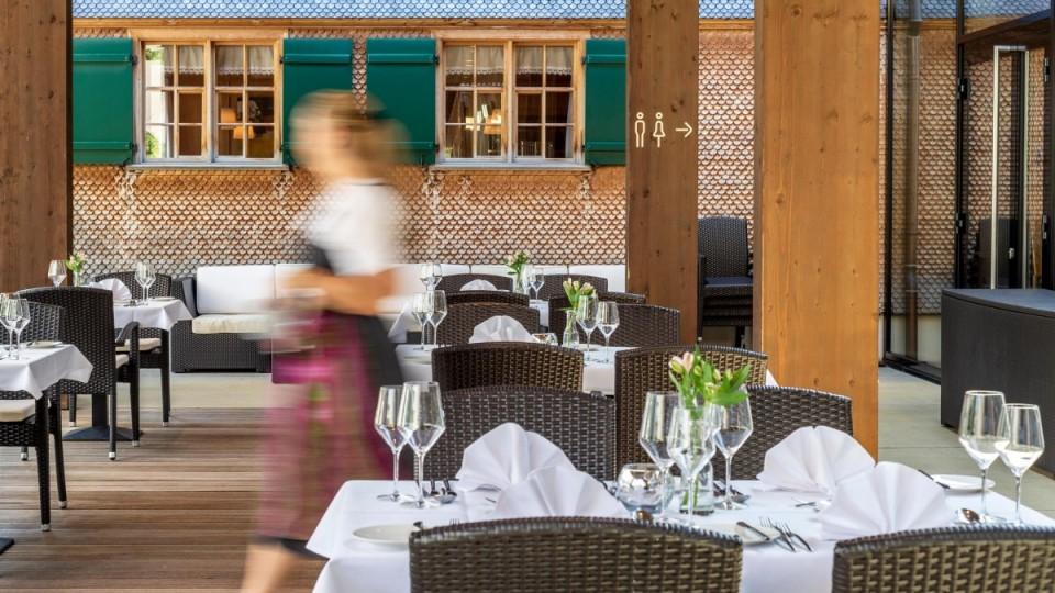 Gourmet-Restaurant in Österreich
