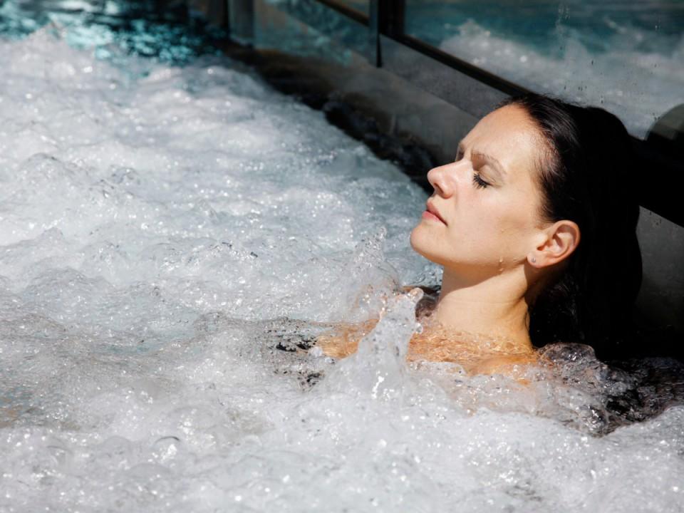 Hotel Sonne Mellau Wellness