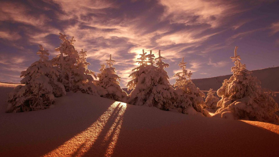 Wellness im Winter zu Weihnachten und Silvester