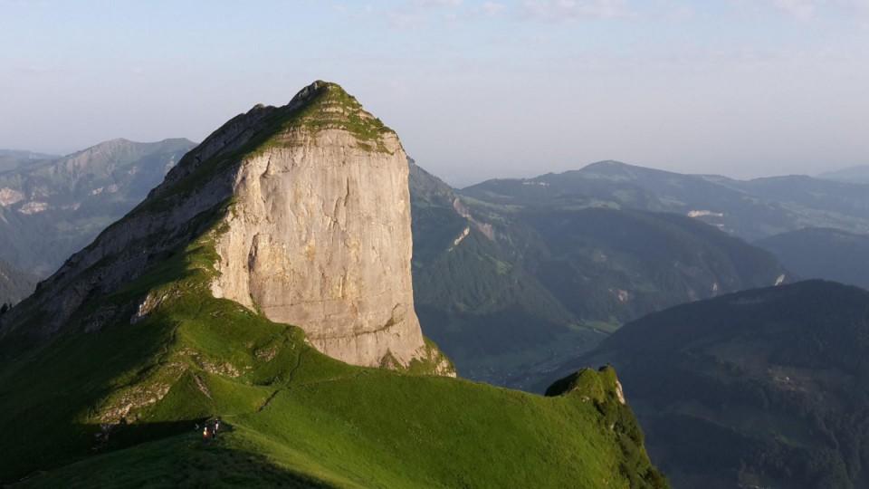 Urlaub ohne Kinder in den Bergen