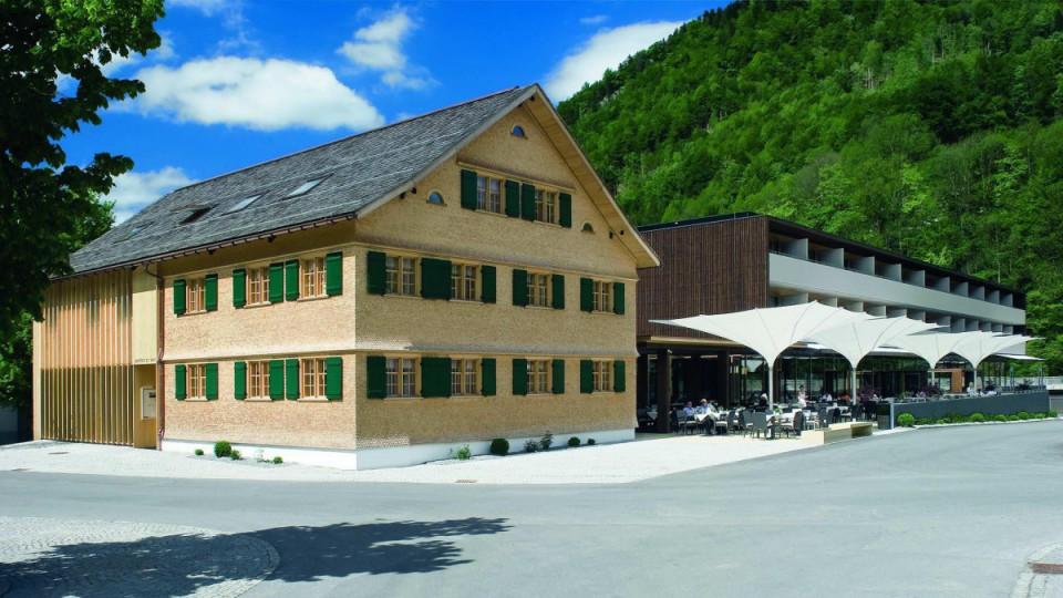 Motorradhotel Lechtal