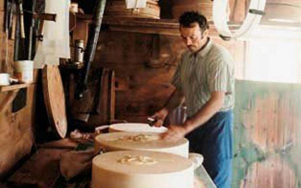 Käsehaus in Andelsbuch