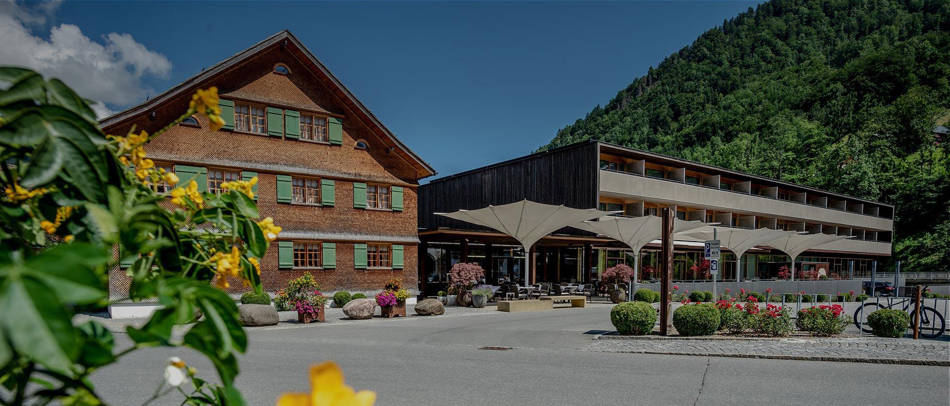 ihr hotel in mellau im bregenzerwald