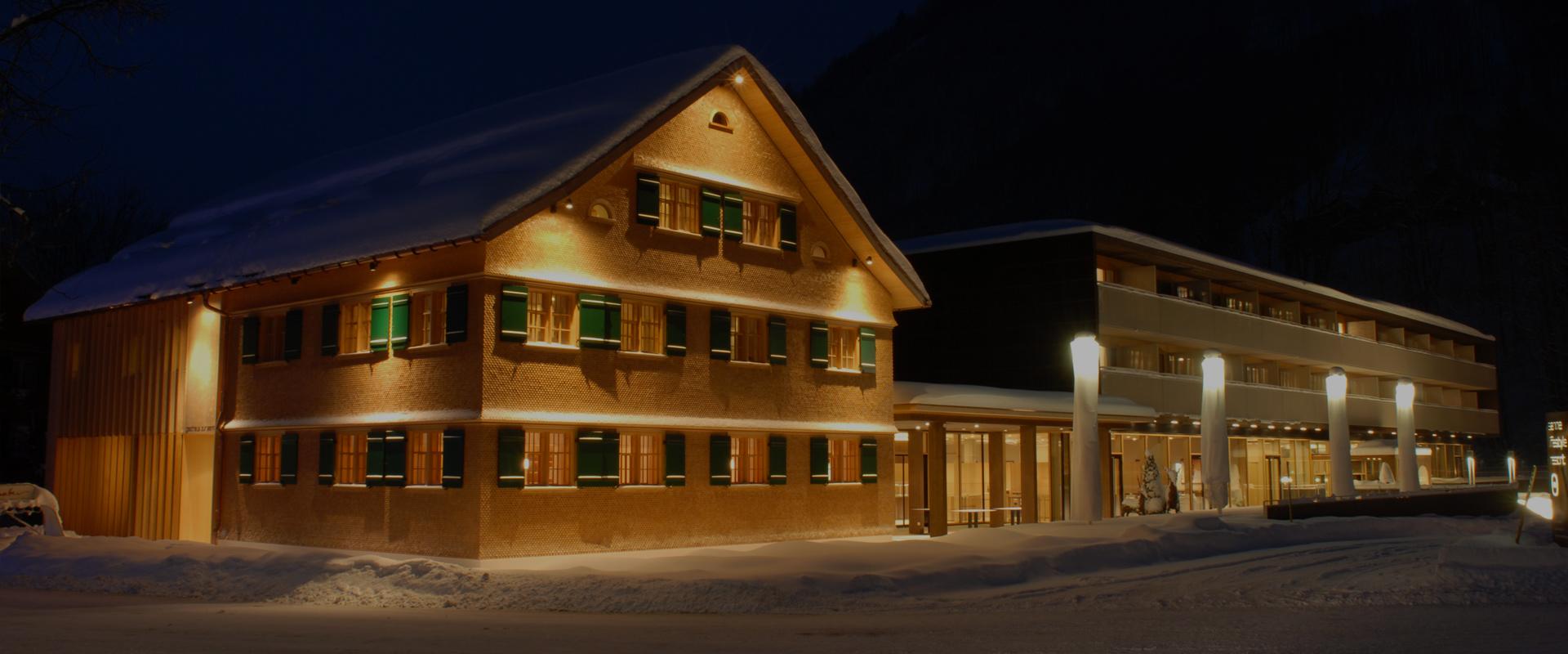 Wir gehören zu den Top Hotels in Vorarlberg