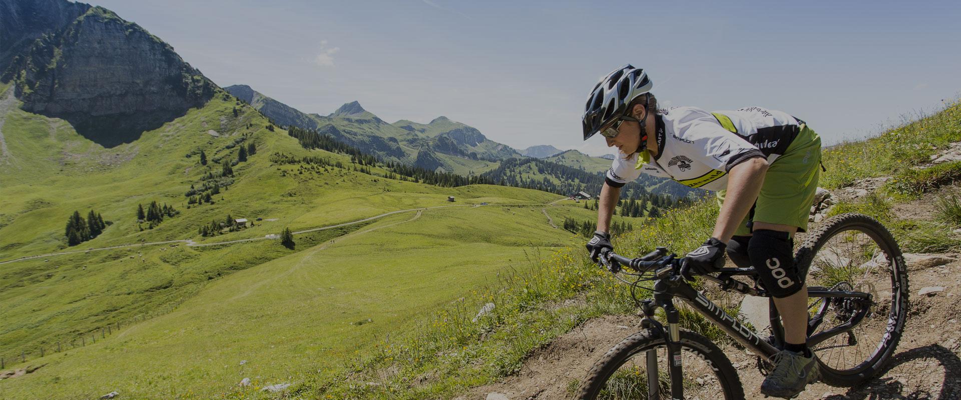 mountainbike urlaub in österreich