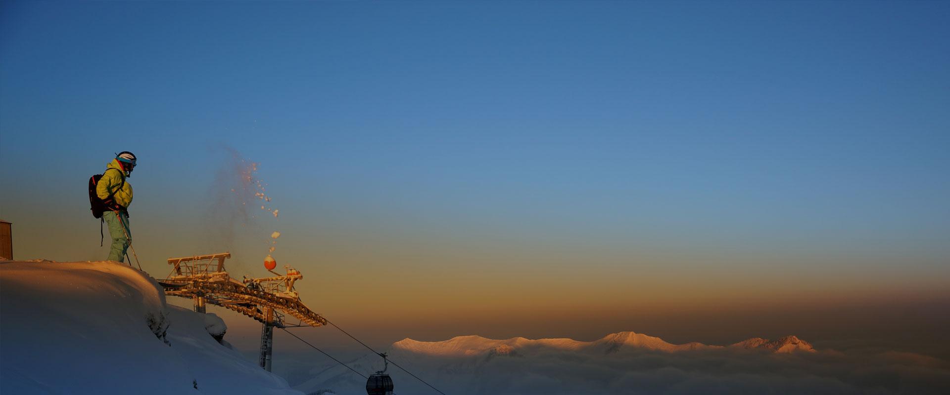 Skiverleih & Skischule Mellau
