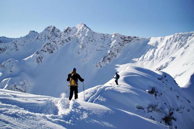 Skitouren und mehr im Kleinwalsertal