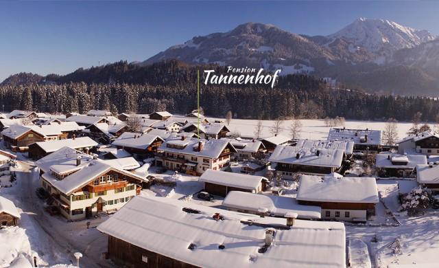 Anreise zum Tannenhof in Langenwang