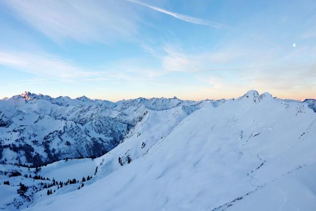 Winterurlaub und Freizeitaktivitäten im Allgäu