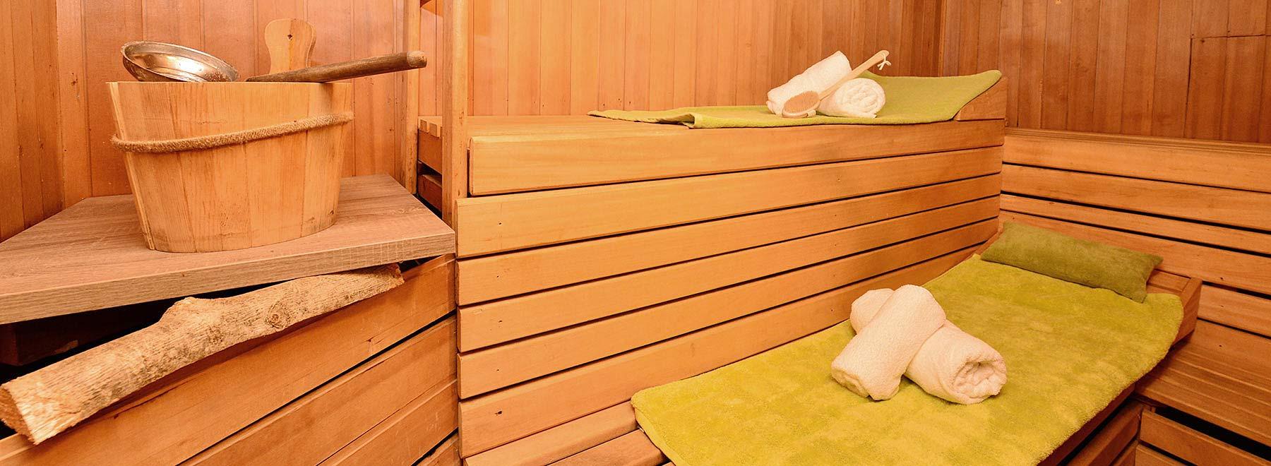 Sauna & Erholung